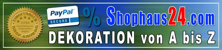 Shophaus 24 - der Dekoshop