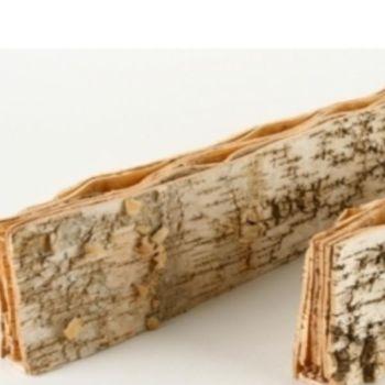 Deko natur artikel aus holz und moos for Tischdeko birke