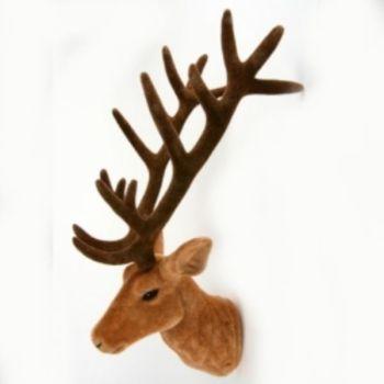 weihnachtliche deko accessoires in rot wei grau gr n natur. Black Bedroom Furniture Sets. Home Design Ideas