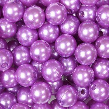 Deko Perlen Violett, Perlen Ideen verschiedene Gr bei Shophaus 24