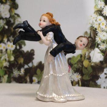 Tortenfigur Hochzeit mit Spa bei Shophaus 24