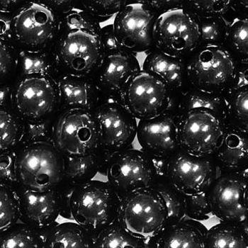 Dekoration mit schwarzen Perlen, verschiedene Gr bei Shophaus 24