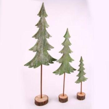 deko weihnachtsbaum holz sockel holzscheibe 60cm. Black Bedroom Furniture Sets. Home Design Ideas
