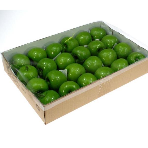 Grüne Deko äpfel Lack Kleine äpfel Zum Hängen 24 Stück