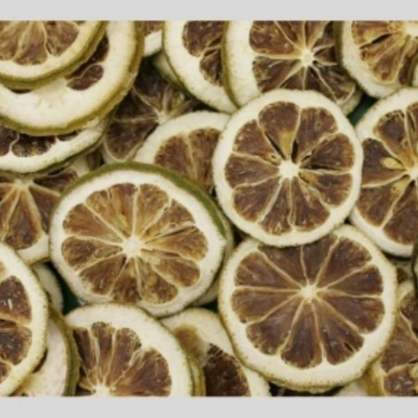 Deko Mit Getrockneten Orangenscheiben Grune Obst Scheiben 500 Gramm