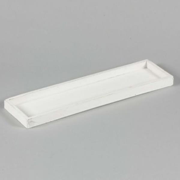 rechteckige tabletts aus holz holztablett wei braun gr n grau. Black Bedroom Furniture Sets. Home Design Ideas