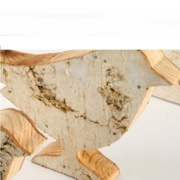 vogel aus birkenholz holz figur vogel 13cm 2 st ck. Black Bedroom Furniture Sets. Home Design Ideas